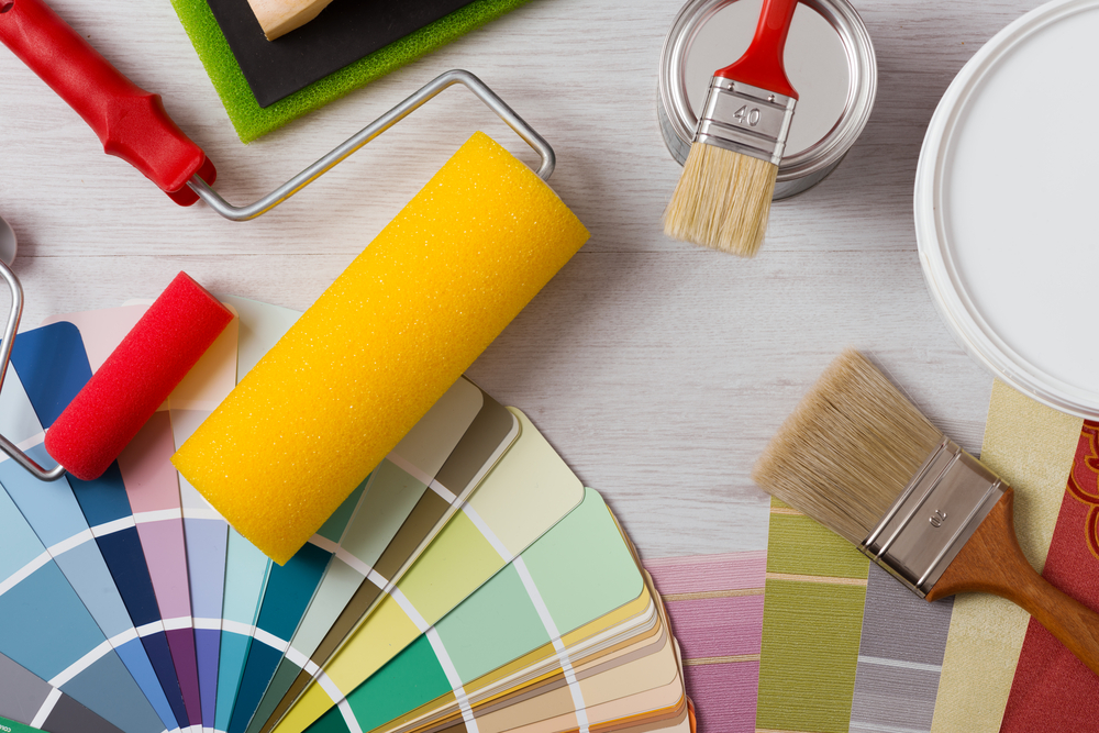 tips on how to choose the right paint colors for your property